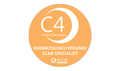C4 Online Education - Dermatology/Wound/Scar Specialist - PCCA